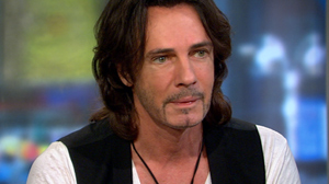 "PHOTO Rick Springfield is shown on ""Good Morning America,"" Oct. 12, 2010."