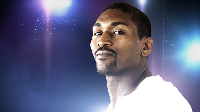PHOTO: Ron Artest