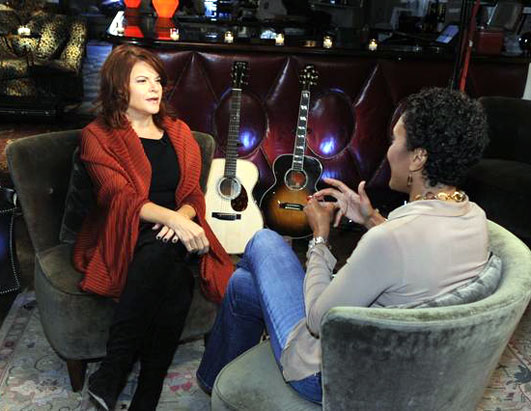 Robin Roberts' country music special ROSANNE CASH