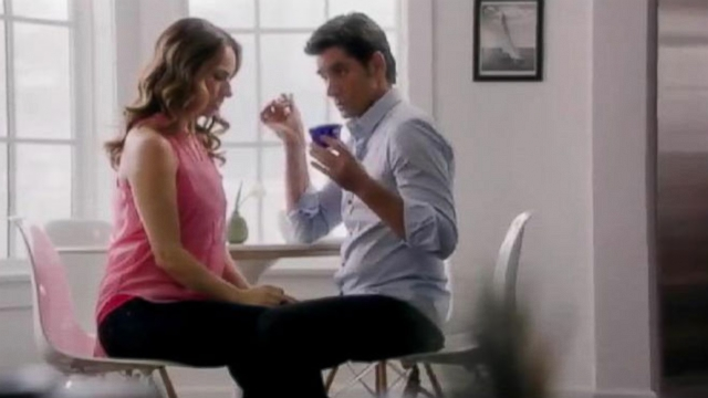 "Super Bowl commercial for Greek yogurt reunites the cast of ""Full House."""