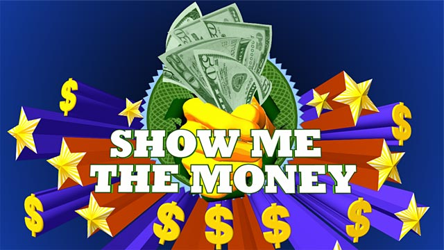 PHOTO: Show me the money