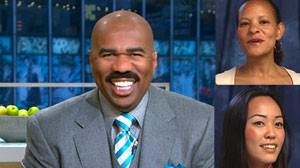 Steve Harvey has the answers to women?s burning questions about men.