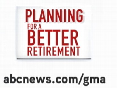 "VIDEO: ""GMA"" points out eight key factors essential for a successful retirement."