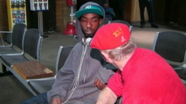 VIDEO: Good Samaritan gives cash to residents of impoverished Reading, Pa.