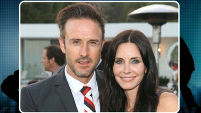 VIDEO: David Arquette Files for Divorce