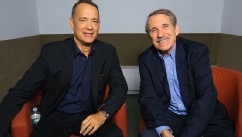"VIDEO: Tom Hanks, Captain of the ""Filmmaking Racket"""