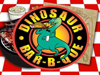 Best Barbecue Winner: Dinosaur BAR-B-Que