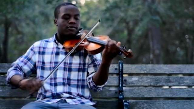VIDEO: South Carolina musician Seth Gilliard performs covers of pop songs.