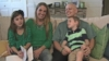 """VIDEO: Makenzie Lawrey wrote """"The Mighty Mito Superhero"""" after her brother was diagnosed with a mitochondrial disease."""