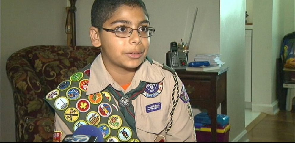 VIDEO: Sean and Eric Grapin have both earned every single merit badge that the Boy Scouts have to offer.
