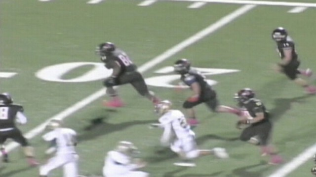 VIDEO: Final score of 91-0 led one parent to file a complaint against the coaching staff of a Texas high school.