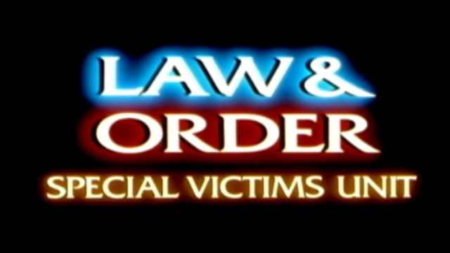 Image Gallery law and order logo
