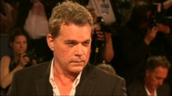VIDEO: Ray Liotta claims his likeness was improperly used in before-and-after pictures to market skin cream.