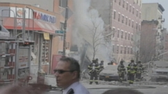 Several people are still missing after a suspected gas explosion and building collapse in East Harlem.
