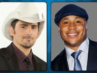 Watch: Brad Paisley, LL Cool J Duet Tackles Racism
