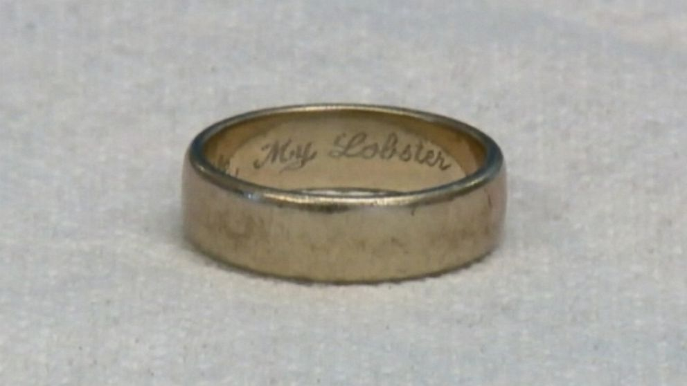 Ring with a unique inscription was returned two years after a California man lost it at the beach.