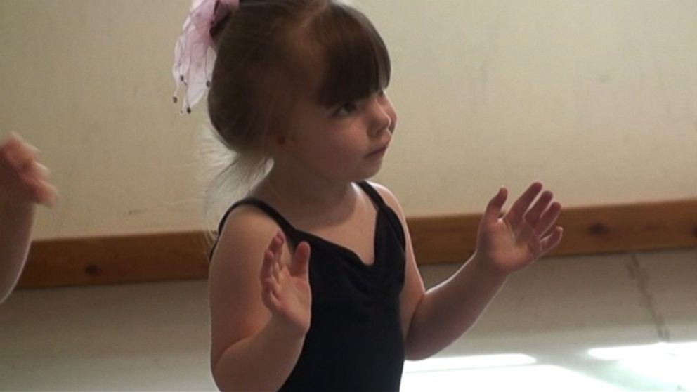Proceeds from the dance will go toward 3-year-old Brielle Crawfords future surgeries.