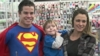 VIDEO: Make-A-Wish made it possible for 4-year-old Travis to go toy shopping with Superman.