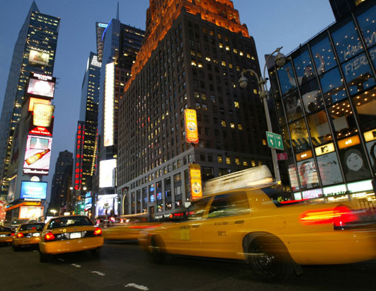 new york city they often think of times square home of the new year s