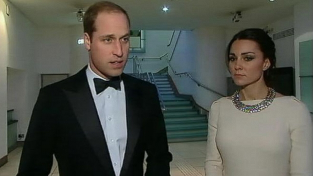 Video: Prince William Remarks on Nelson Mandelas Death