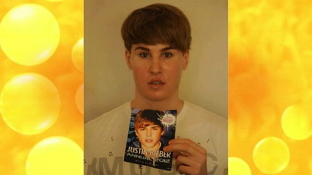 VIDEO: Toby Sheldon says he has spent $100,000 to look like Justin Bieber.