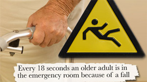 The Science Behind Elderly Falling, Slipping