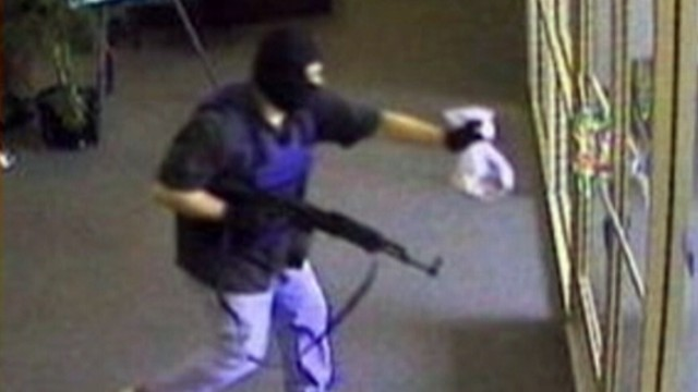 VIDEO: FBI offers reward for suspect they believe has robbed multiple banks.