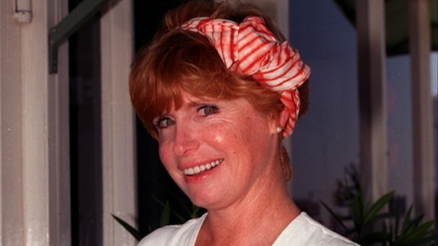 VIDEO: Bonnie Franklin is undergoing treatment for pancreatic cancer.