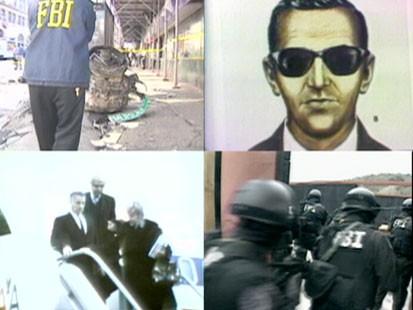 FBI Unsolved Cases