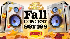 GMA Fall Concert Series