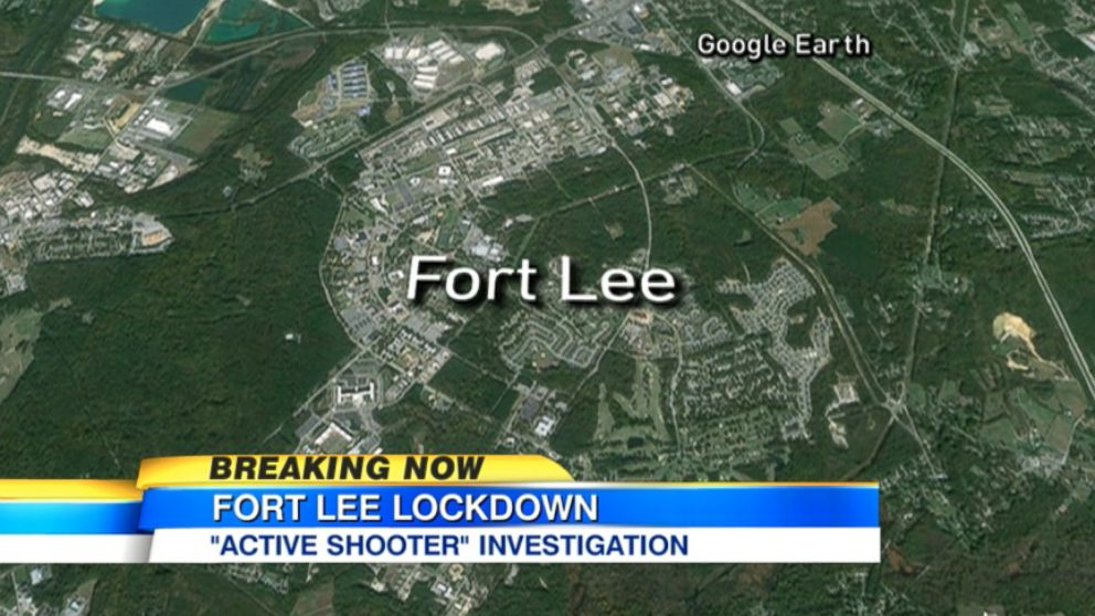Shooter Reported at Fort Lee in Virginia Video  ABC News