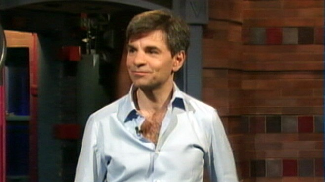 george stephanopoulos judges on late show with david