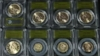 The coins found by a California couple may have been stolen from the US Mint in 1900.