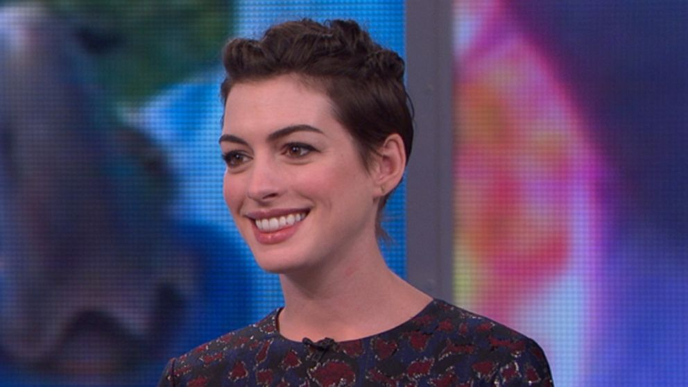 VIDEO: Anne Hathaway told GMA viewers why Kate Middleton is her favorite princess.