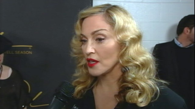 VIDEO: Madonna, Simon Cowell and others talk about Oprah Winfrey's importance.