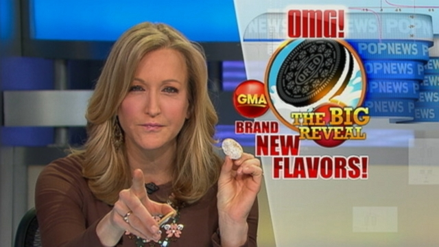 VIDEO: Get ready to dunk cookie dough and marshmallow crispy Oreos.