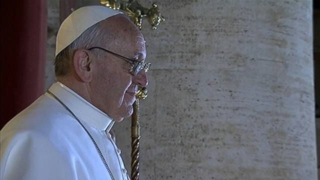 VIDEO: Pope Francis is named Time magazines Person of the Year as his popularity rises.
