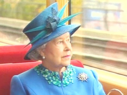 The Queen of England