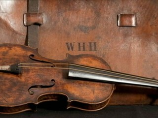 Watch: Titanic Violin Expected to Fetch $600K