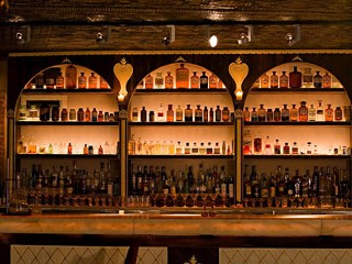 Apotheke is a bar-cum-apothecary hidden in New York City's Chinatown.