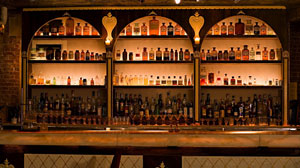 Apotheke is a bar-cum-apothecary hidden in New York Citys Chinatown.