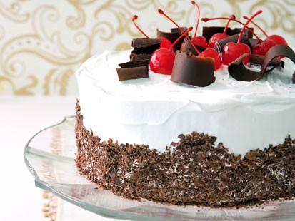 Simple recipe for black forest cake