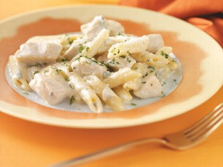 Recipe / Priscilla Tsai / Side Dish / Dinner Dinner: Gorgonzola Penne ...