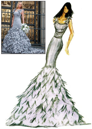GMA Brides Dream Dress