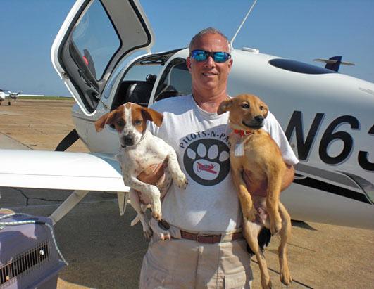 Pilots N Paws