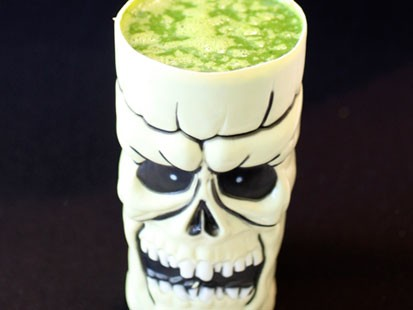 Catherine McCord's Spooky Green Smoothie