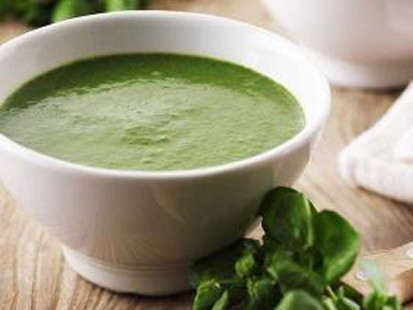Irish Watercress Soup
