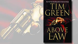 Photo: Book Cover: Above the Law