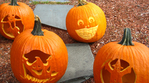 PHOTO Halloween How-To: DIY Halloween Pumpkins
