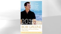 PHOTO:Book jacket cover for Bob Greenes book, 20 Years Younger.